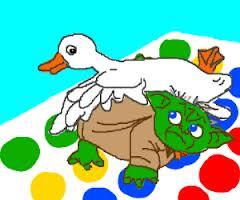 duck yoda