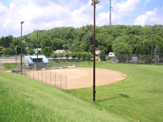 Springview Field - Home of the South Oakland Ducks of the North Side