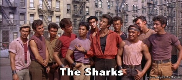 West Side Story -  The Sharks pittsburgh naba