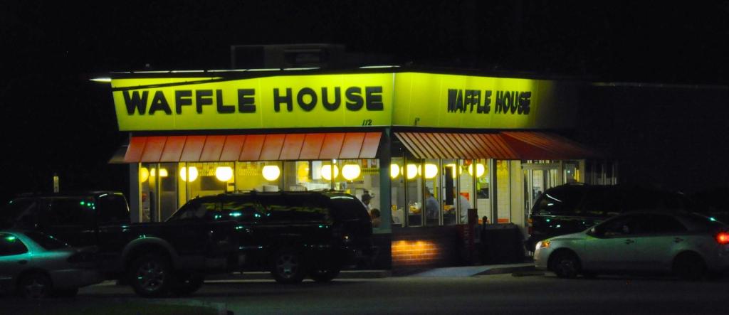 South Oakland ducks waffle house